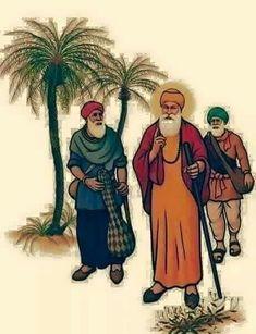 Online Shopping for the Sikh & Punjabi Community Worldwide Guru Nanak Ji, Nanak Dev Ji, Guru Granth Sahib Quotes, Shri Guru Granth Sahib, Religious Paintings, Religious Art, Religious Photos, Sikh Quotes, Gurbani Quotes