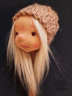 Awesome Knitting Ideas and Newest Knitting Models Knitting Blogs, Sock Animals, Bear Doll, Doll Tutorial, Sewing Dolls, Waldorf Dolls, Doll Head, Soft Dolls, Soft Sculpture