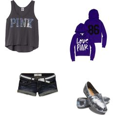 cute six flags outfit, created by adrianne-mayberry on Polyvore