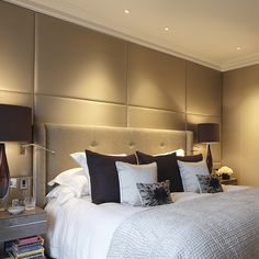 Bedroom Lighting Design By John Cullen Wall Master