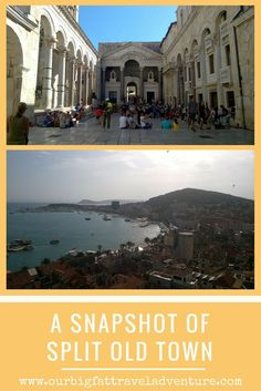 We stayed in Split for over a month and we loved the historic feel of the place…