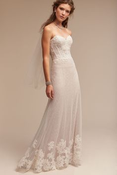 Lorena Gown from @BHLDN