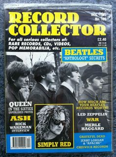 SlimBox Take pleasure in comment For your complete pleasure Beatles Books, The Beatles 1, Beatles Poster, The Collector, Record Collector, Rare Records, Simply Red, Music Magazines, Concert Tickets