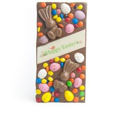 The ultimate Easter slab http://ift.tt/2mcTqZr #chocolategifts #personalisedgift #easter #easterchocolate