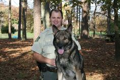 Sheriff Steve Whisenant and the Burke County Sheriff's Office are inviting the community to join them in recognizing fallen U.S. Forest Service Officer Jason Crisp and his K9 partner Maros with a moment of silence at 2:55 p.m. this afternoon.