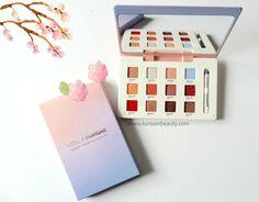 #kbeauty #bblog VDL + Pantone Expert Color Eye Book 6.4 No 5 the 2016 edition Review - Korea in Beauty