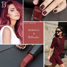 [B talk] # Marsala 2015 f/w Color 'Marsala' 마르살라는 이미 많은 여성들의 사랑을 받고 있는 버건디 색상보다 차분하고 부드러운 컬러로 세련되고 우아한 느낌이 강해 다양한 스타일링이 가능하다. 특히 마르살라를 패션 아이템으로 헤어나 립, 네일등 포인트 컬러로 활용한다면 올 가을 트렌디한 여성이 될 수 있다! 벨리타디테로 아름다움을 완성해보세요. #premium #jewelry #mirror #bellitadite