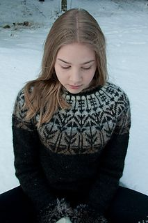 Ravelry: Veðurfræðingurinn - weatherman pattern by G. Sweater Knitting Patterns, Free Knitting, Knitting Ideas, Knit Stranded, Icelandic Sweaters, Knit In The Round, Sock Yarn, Pullover, Knitwear