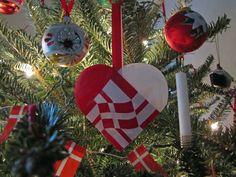 Danish Christmas Heart (Julehjerte)