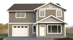 Clarkston | True Built Home | On your lot builder | New home | Built on your lot | Two Story | Two Story Home | Rambler | Blue Prints | House Plan | Plans | Home | ADU | Accessory Dwelling Unit | Mother In Law