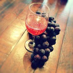 Concord Grape Kombucha after Second Ferment    www.fer-mental.com