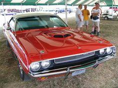 1970 Dodge Challenger R/T 440+6/390 HP Convertible