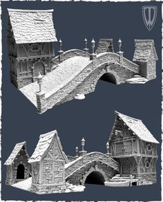Stone Bridge – Tabletop World