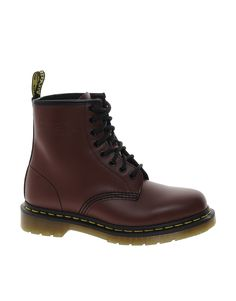 Dr Martens Modern Classics Cherry Red Smooth 1460 8-Eye Boots