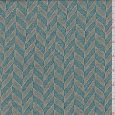 Teal and caramel brown yarn dyed chevron. Lightweight heather french terry knit with a smooth face. Dry hand feel not terry cloth. Soft cotton fabric with a touch of lycra for ease and comfort.Suitable for stretch knit tops and light loungewear. Machine washable.Compare to $10.00/yd