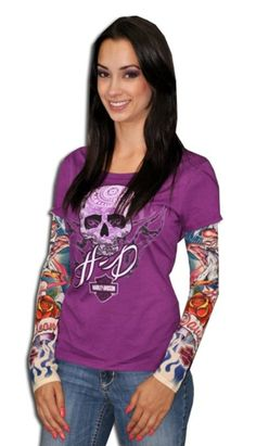 Harley davidson clothing outlet online