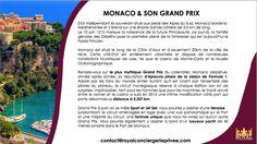 GP F1 Monaco 2017 - classique. By ROYAL CONCIERGERIE PRIVEE. contact@royalconciergerieprivee.com