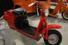 OldMotoDude: 1959 Allstate Standard sold for $2,200 at the 2017...