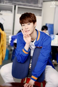 [10.03.16] Astro official Fancafe - Behind 1st Mini Album Music Video Shooting - MoonBin