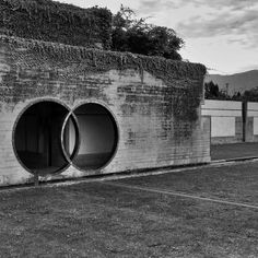 carlo scarpa, architect: brion tomb, san vito d'altivole cemetery, 1969-1978 (largely completed by 1972) by seier+seier, via Flickr