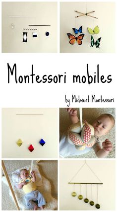 Overview of Montessori mobiles!