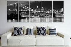 Great canvas print  New York Brooklyn Bridge  787 x by CanvasRevel