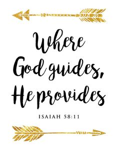 INSTANT DOWNLOAD Where God Guides Isaiah by SeedsofFaithDesigns