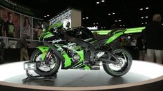 "Check Out Kawasaki's All New 2016 Kawasaki ZX-10R They Dubbed as The ""Mothership Design""!"