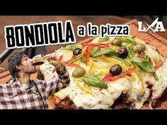 Bondiola a la Pizza Deluxe a la Parrilla | Receta de Locos X el Asado - YouTube