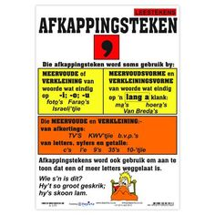 Afrikaans Language, Example Of Simile, Afrikaanse Quotes, Middle School English, Mentor Texts, Education Humor, Figurative Language, Word Families, Amigurumi