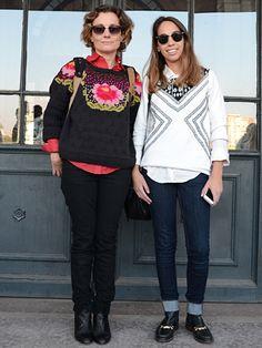 Luz María Gonzalez y Soledad Gonzalez | Viste la Calle
