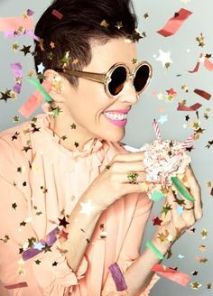 celebrate 10 years of karen walker cool (confetti not included)