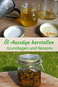 Heilende Ölauszüge selbst herstellen – das musst du wissen An oil extract with your favorite medicinal plants and wild herbs is easy to prepare and can be used in many ways: as a massage oil, for ointments, creams, soaps and much Diy Beauty Organizer, Healthy Life, Healthy Living, Belleza Diy, Healing Oils, Hygiene, Neutrogena, Medicinal Plants, Natural Cosmetics