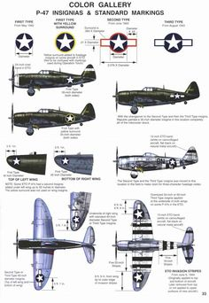 54 Thunderbolt Page Ww2 Aircraft, Fighter Aircraft, Military Aircraft, Air Fighter, Fighter Jets, Lockheed P 38 Lightning, P 47 Thunderbolt, Old Planes, Aircraft Painting