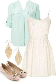 """Spring"" by spanwayhits on Polyvore"
