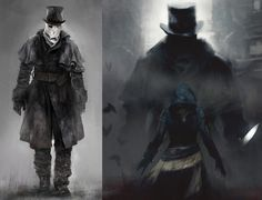 ArtStation - Assassin's Creed Syndicate : Jack the Ripper #3, Morgan Yon
