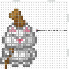 MeGustaHAMABEADS.com: Hama Beads Dragon Ball Parte 1