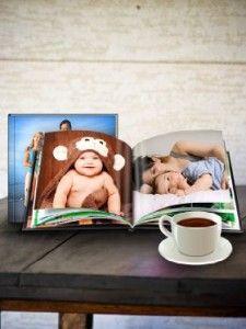 Amazon Local: Custom Photo Book Only $12.00 Shipped (Reg. $42.99)!