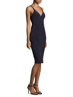 1055e115c7743 LIKELY - Corley V-Neck Sheath Dress Beste Designer Kleider