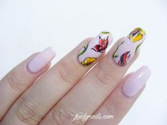 NO BRA / LOADED LACQUER - blog: Juulynails