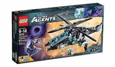 Image result for ultra agent lego sets