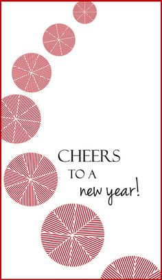 Cheers to a New Year   Paper Crafts magazine