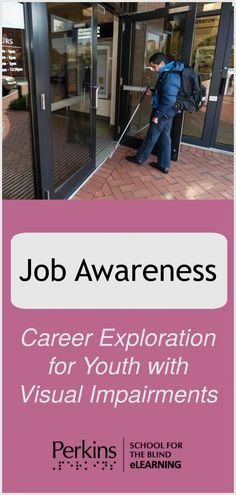 jobs for vision impaired
