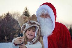 Traumzaubereien: Kinder nicht lieb genug für den Weihnachtsmann?