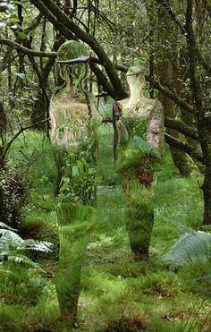 Vestige by Rob Mulholland is an art installation that is at once eerie and beautiful; the eerie aspect comes from its similarity with the movie 'Predator.' The use of mirror Perspex to reflect the forest surroundings in a distorted, camouflaged way has been dubbed 'the Predator effect' since the alien creatures in the film starring Arnold Schwarzenegger used a similar technology.Rather,Vestige by Rob Mulholland explores the relationship between individuals as well as between humans and…