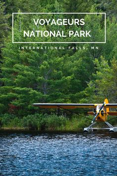 Minnesota's Voyageurs National Park is the nation's only water-based park and one of the best places to boat and fish in Minnesota.
