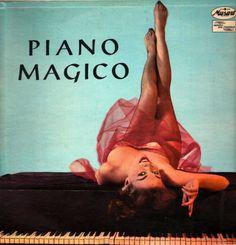 Everardo Ordaz - Piano Magico (1956)