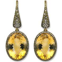 Earrings by Stanislav Drokin