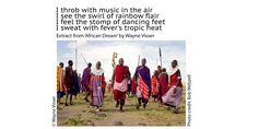 Poetry Wallpaper, Tropical, African, Rainbow, Dance, Feelings, Music, Movie Posters, Image