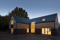 Malthouse Hopyard Hawkhurst, United Kingdom by Inside Out Architecture